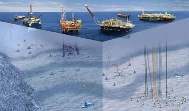 exploração-petróleo-mar