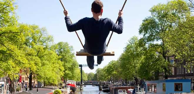 Estude na Holanda