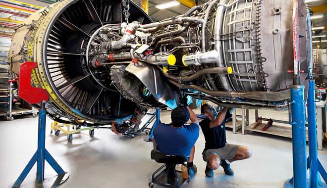 turbina aviao GE
