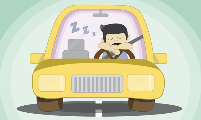 Resultado de imagem para dormir ao volante
