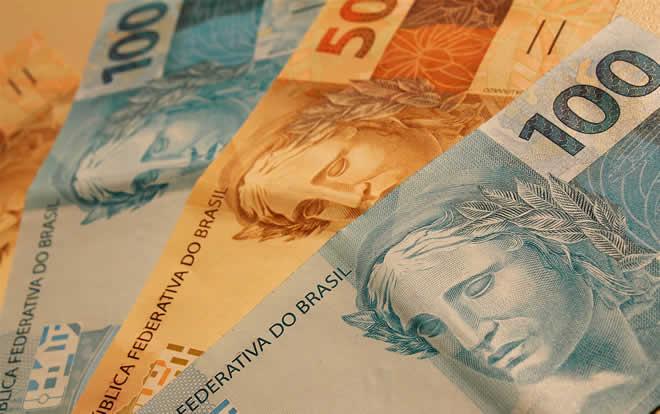notas dinheiro