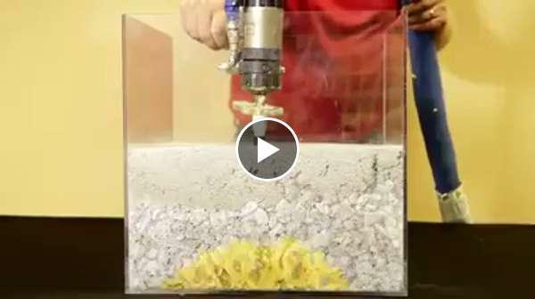 Técnica de Reparação de Pavimento