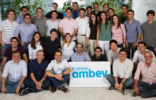 Inscrições para Trainee Industrial da Ambev abriram no domingo