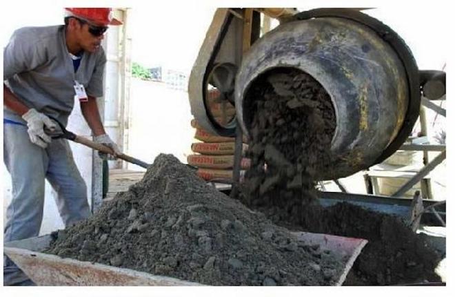Como é feito o concreto