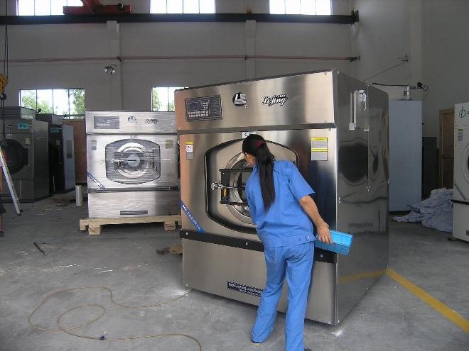 Como escolher uma lavadora industrial de alta pressão