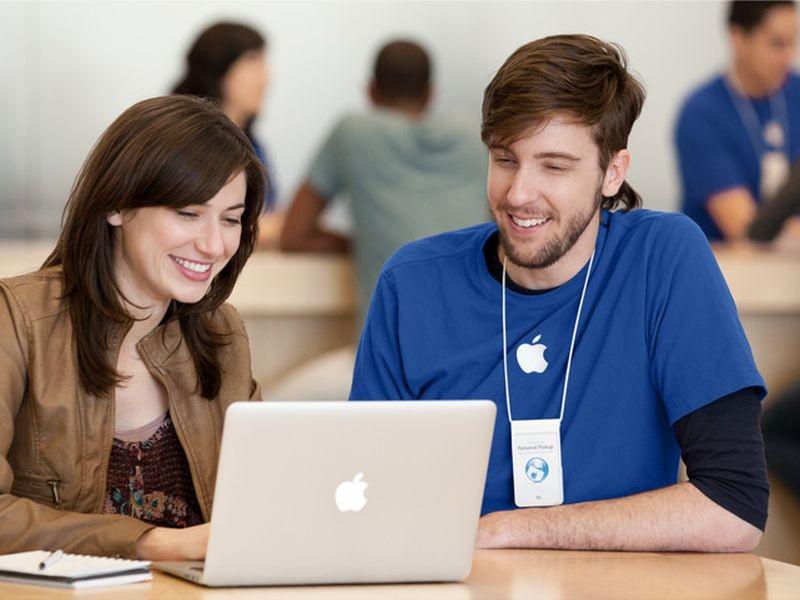 Para trabalhar na Apple, 1.200 pessoas disputaram 80 vagas