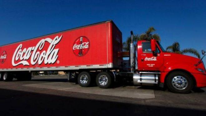 Indústria Hoje- Coca Cola e Tuchaua