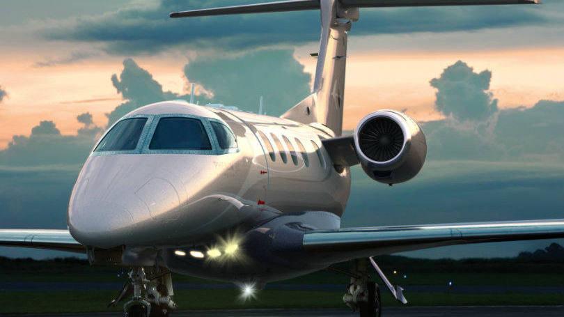 embraer aviação executiva