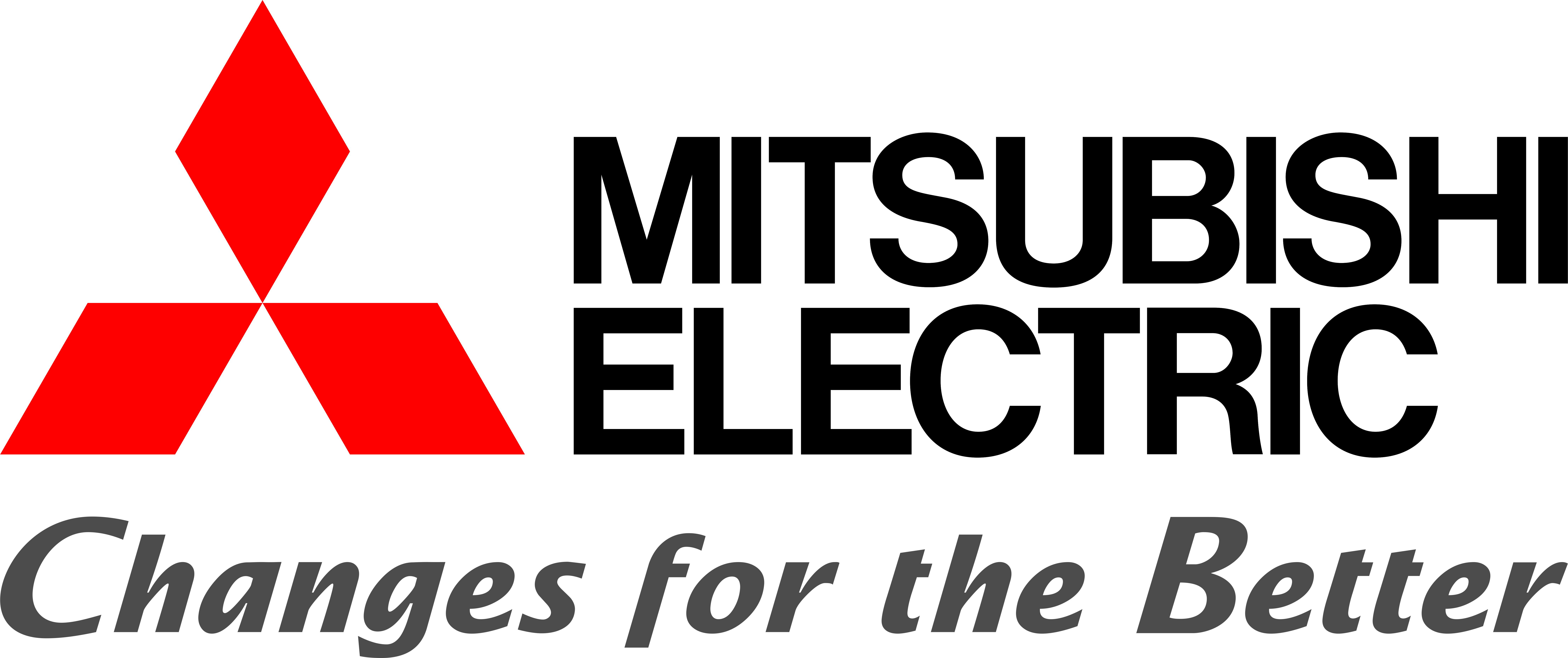 logo mitsubishi electric